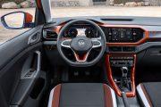Volkswagen T Cross 2019 Naranja Prueba Exterior 20 thumbnail