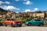 Volkswagen T Cross 2019 Naranja Prueba Exterior 23 thumbnail