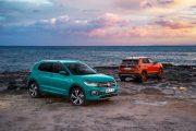 Volkswagen T Cross 2019 Naranja Prueba Exterior 24 thumbnail