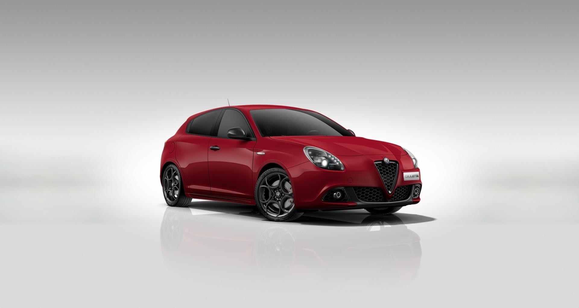 Alfa Romeo Giulietta B Tech 1