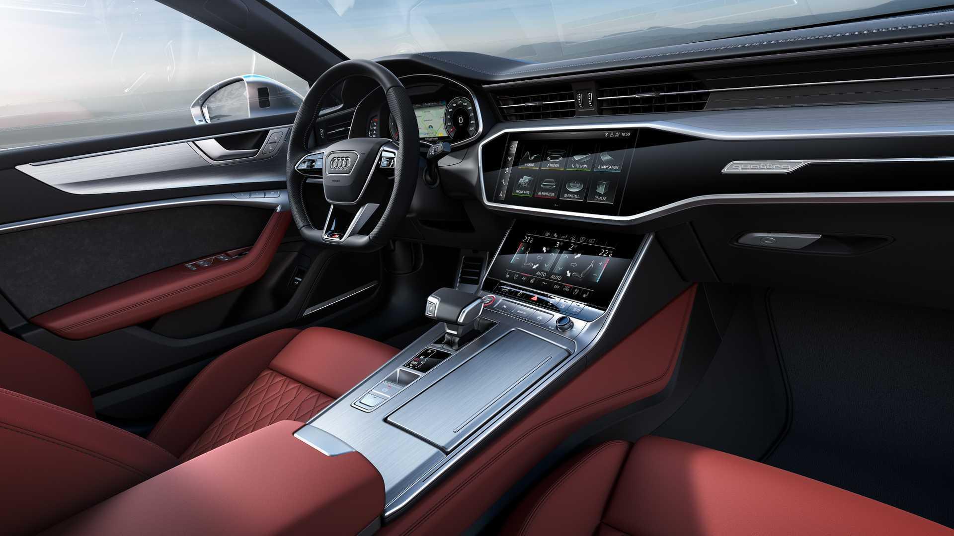Audi S7 Sportback 2019 02