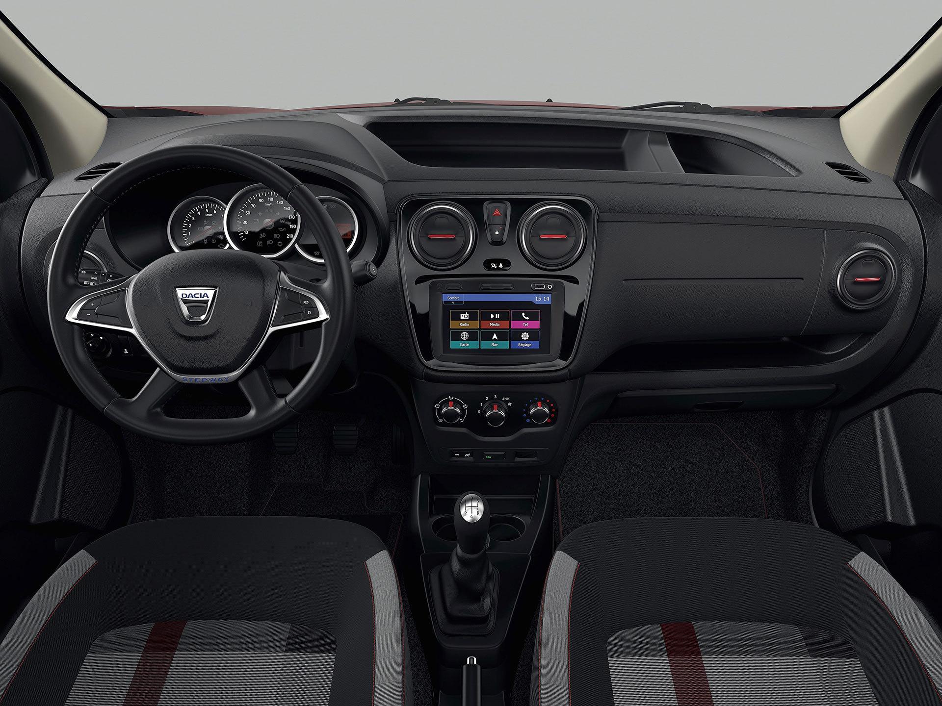 Dacia Dokker Xplore 2019 01