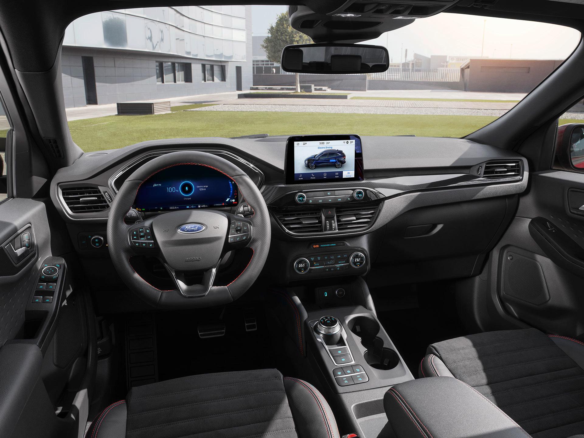 Ford Kuga 2019 Interior 1