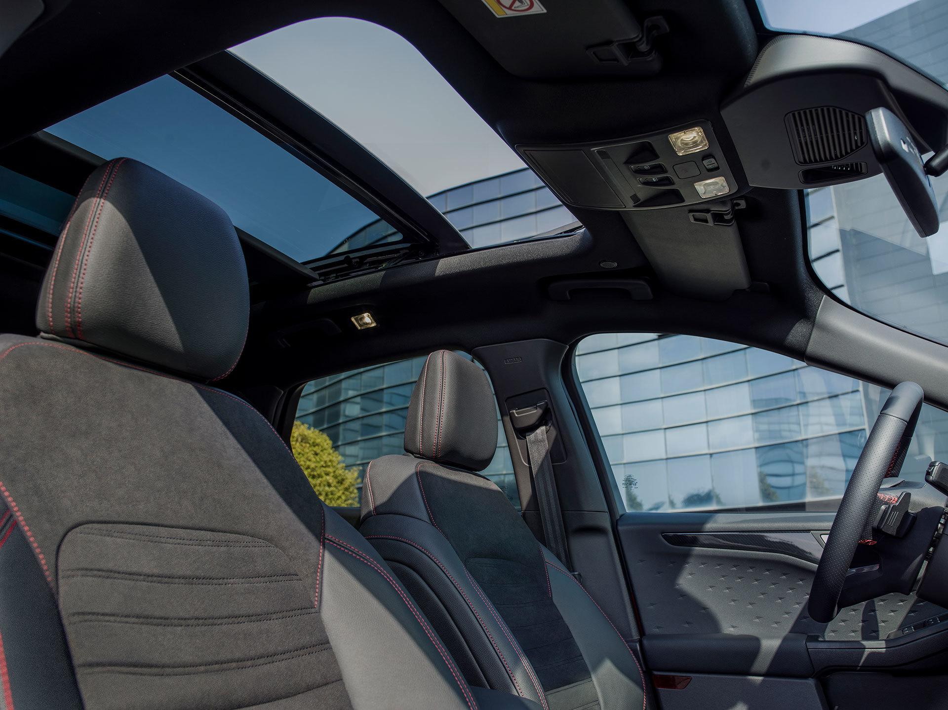 Ford Kuga Techo Panoramico