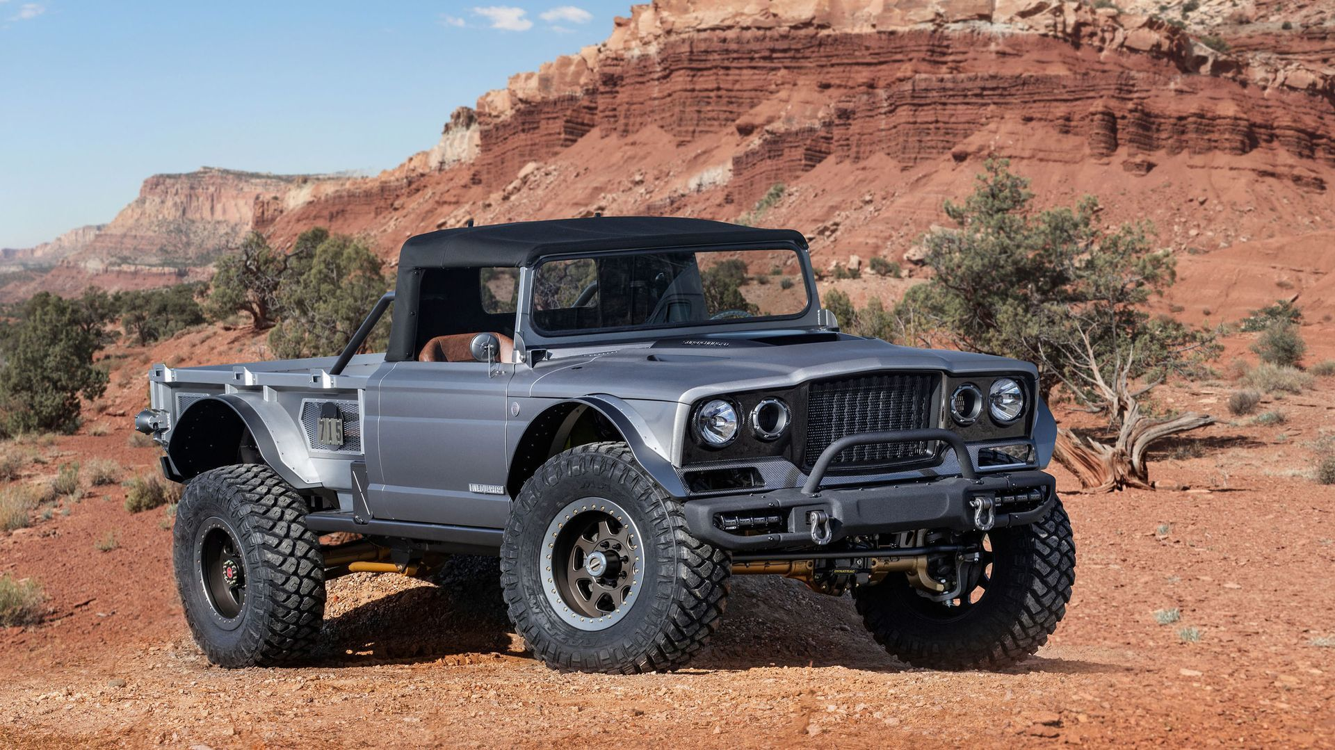 Jeep Five Quarter Concept 1