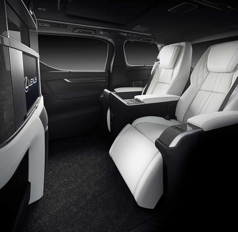 Lexus Lm 2019 10