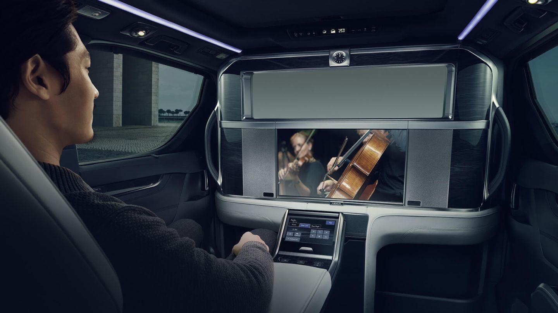 Lexus Lm 2019 7