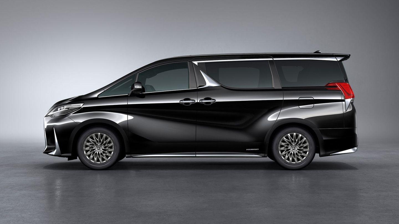 Lexus Lm 2019 9