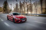 Mercedes Cla 2019 Rojo Prueba 38 thumbnail