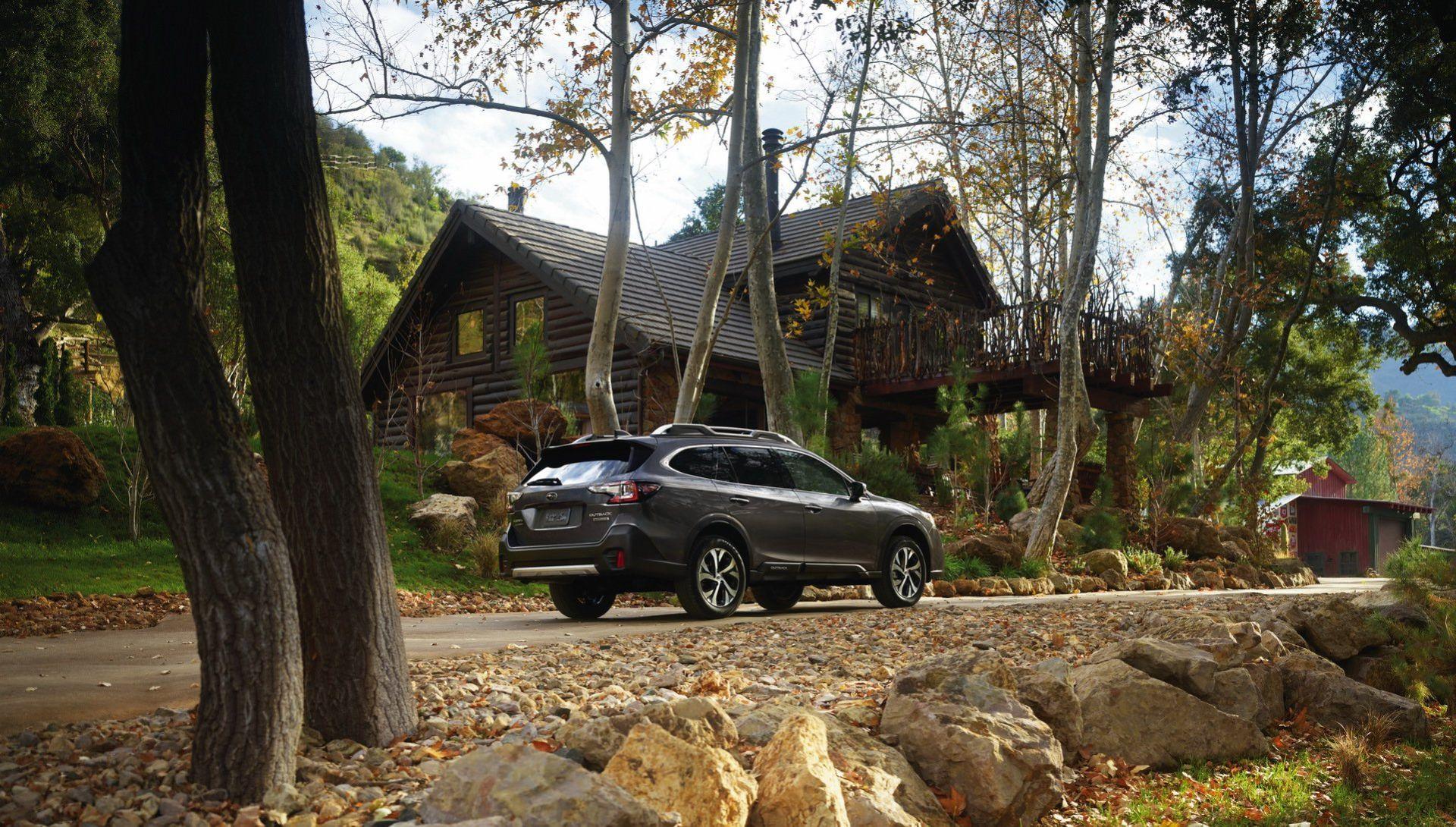 Nuevo Subaru Outback 2019 11