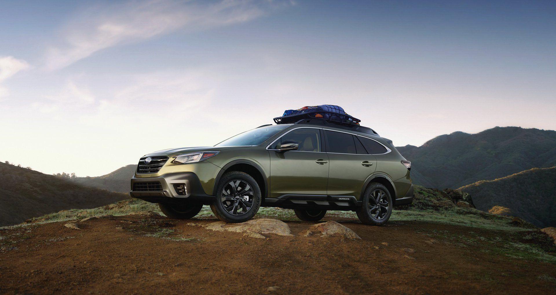 Nuevo Subaru Outback 2019 5