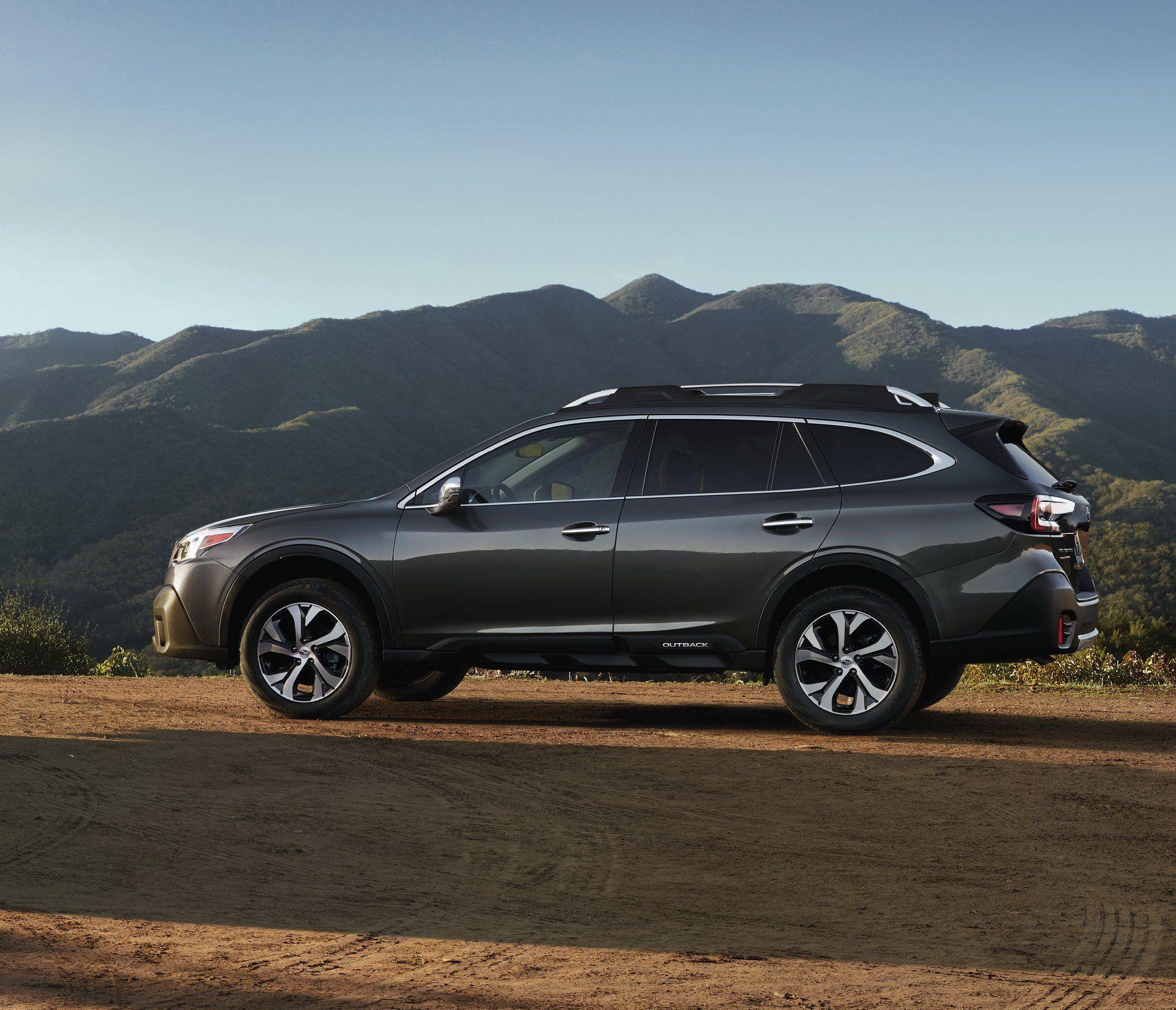 Nuevo Subaru Outback 2019 6