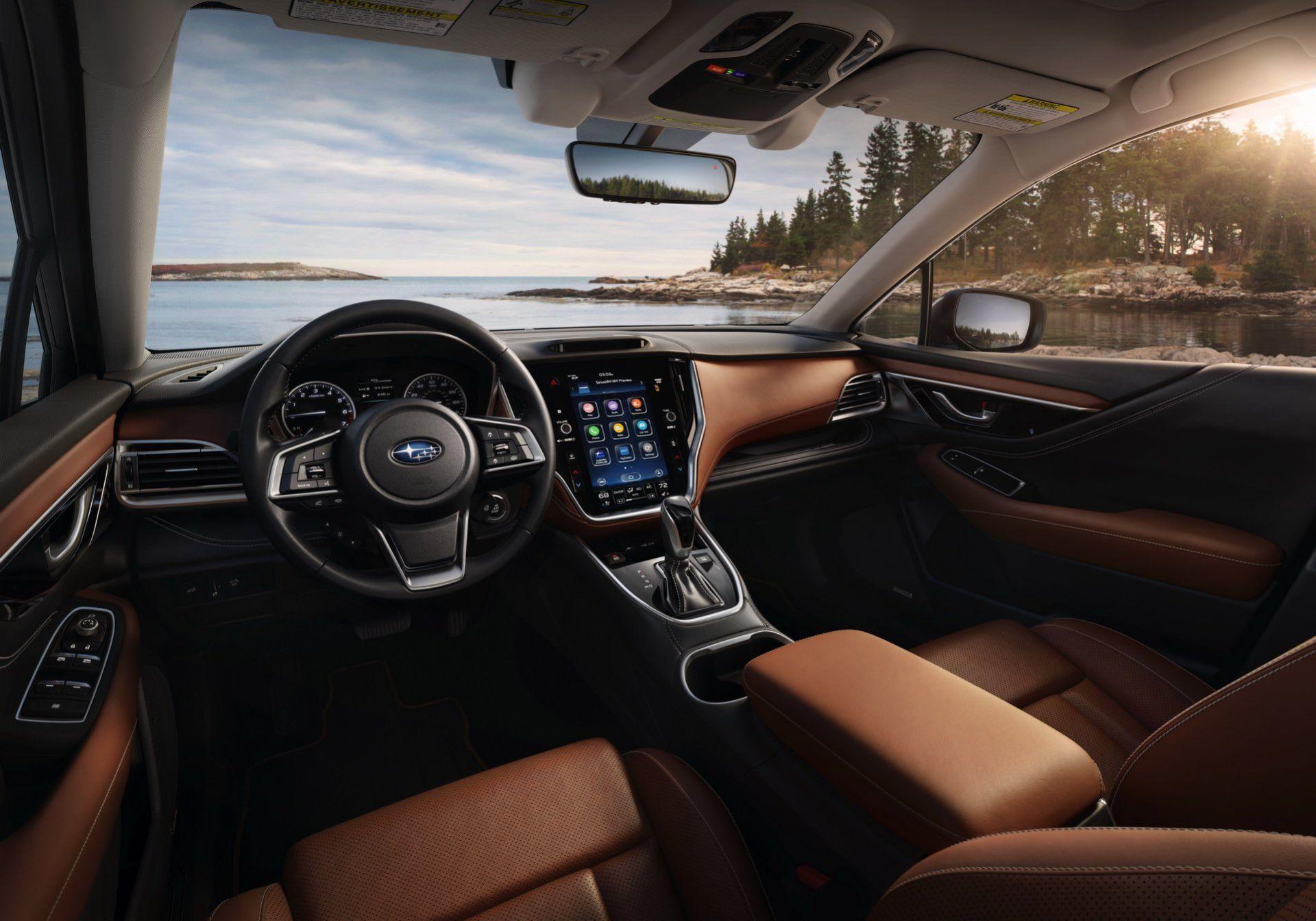 Nuevo Subaru Outback 2019 8