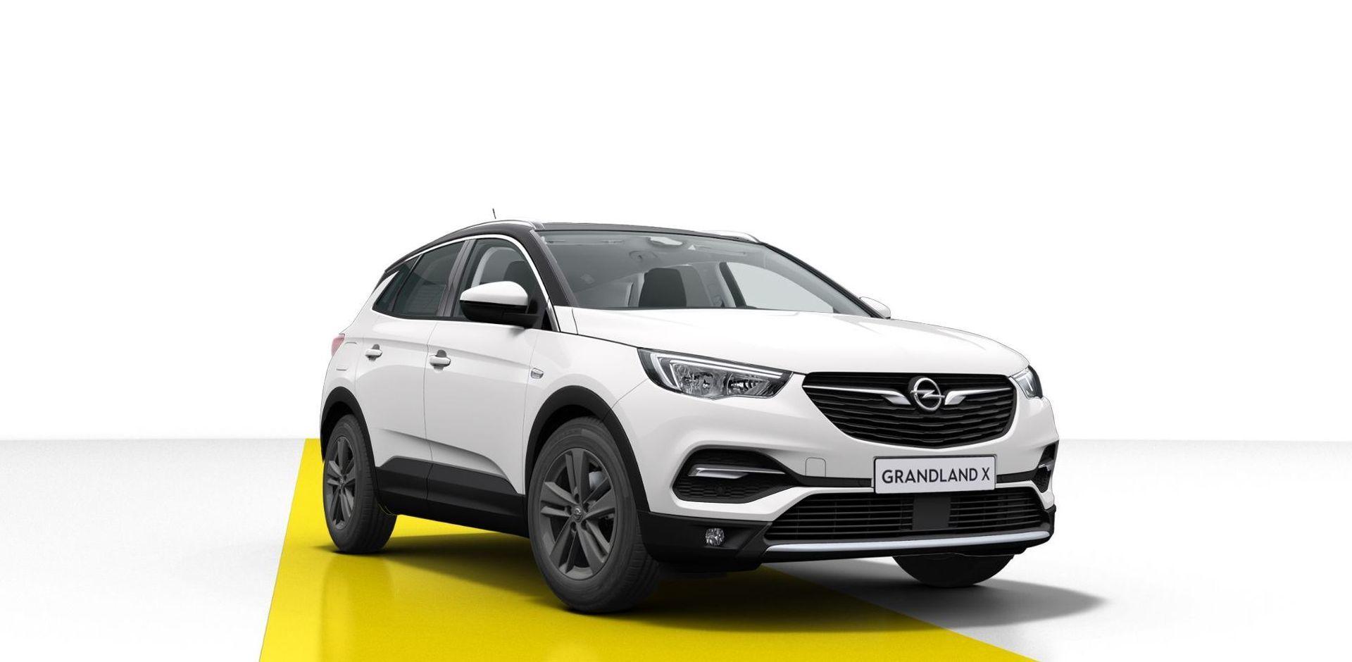 Opel Grandland X Oferta 2019 2