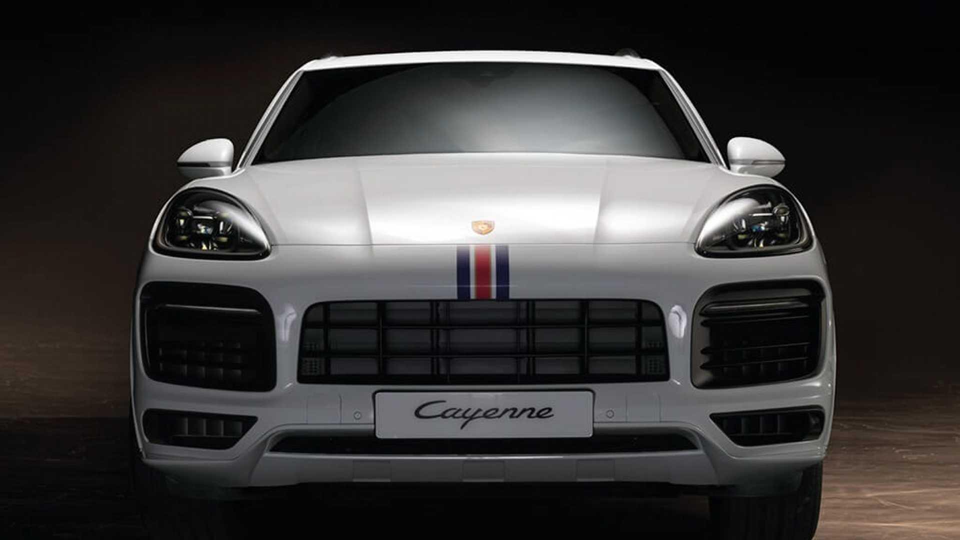 Porsche Cayenne Dakar 84 04