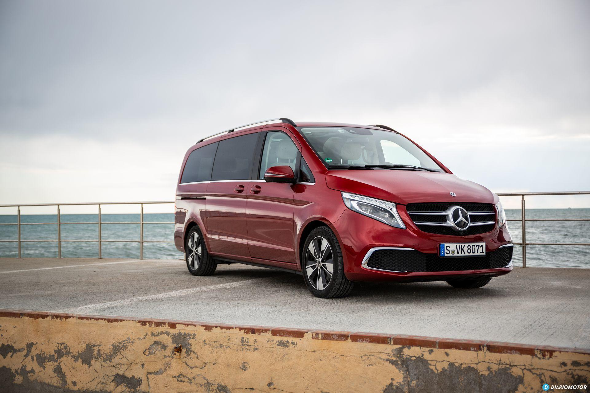 Prueba Mercedes Clase V 2019 17