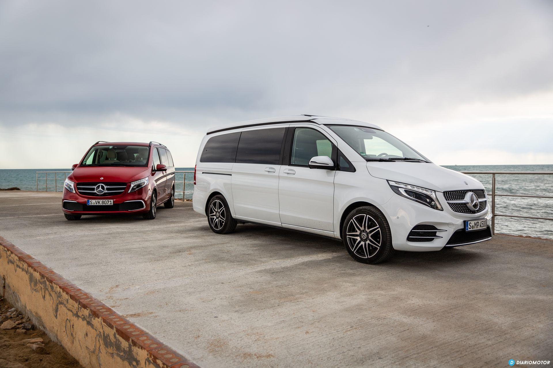 Prueba Mercedes Clase V 2019 19
