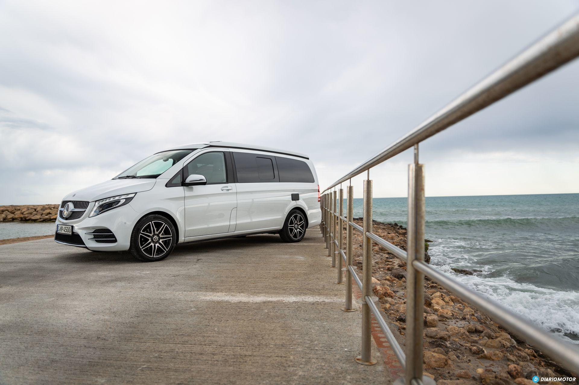 Prueba Mercedes Clase V 2019 21