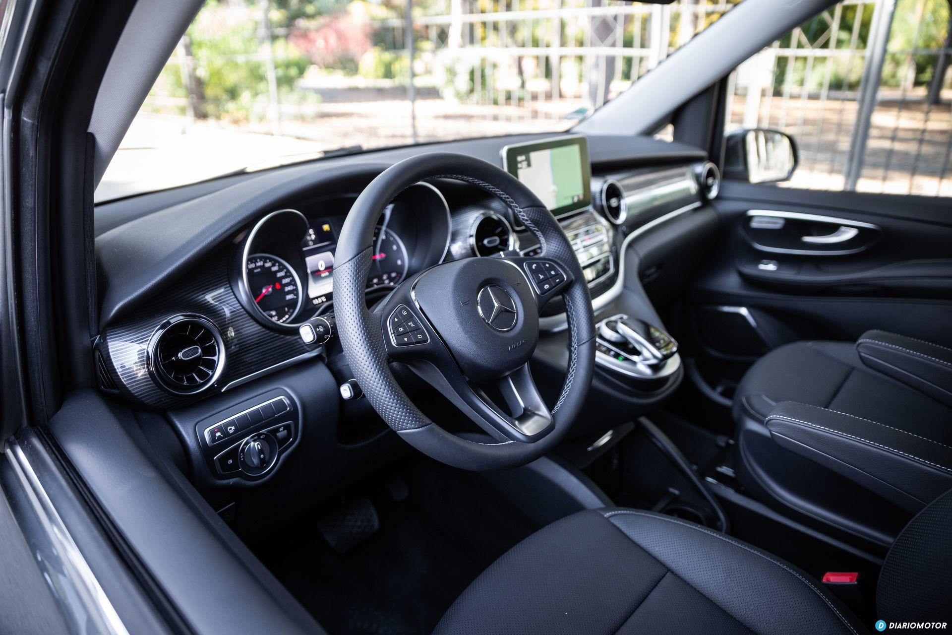 Prueba Mercedes Clase V 2019 22