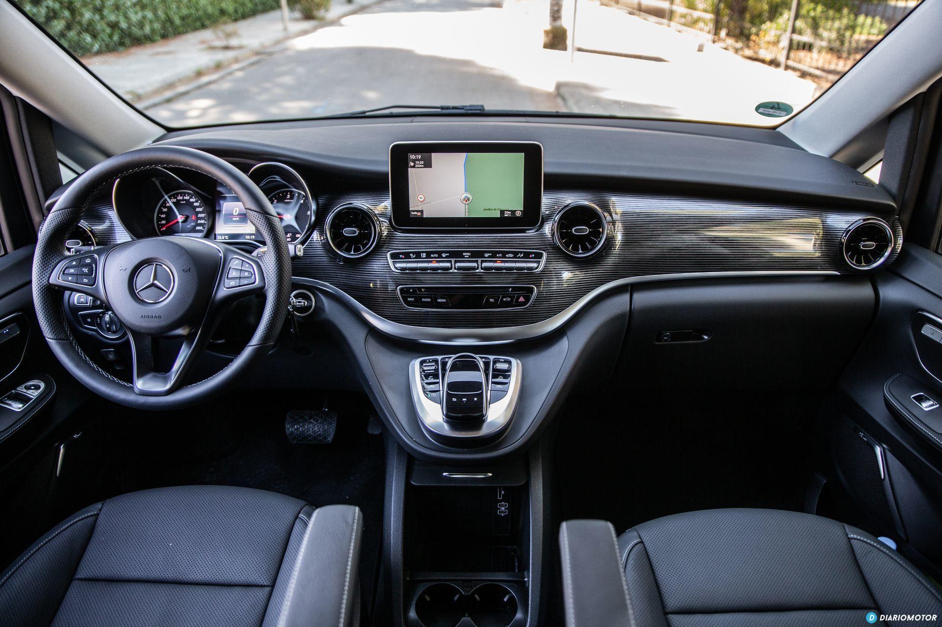 Prueba Mercedes Clase V 2019 24