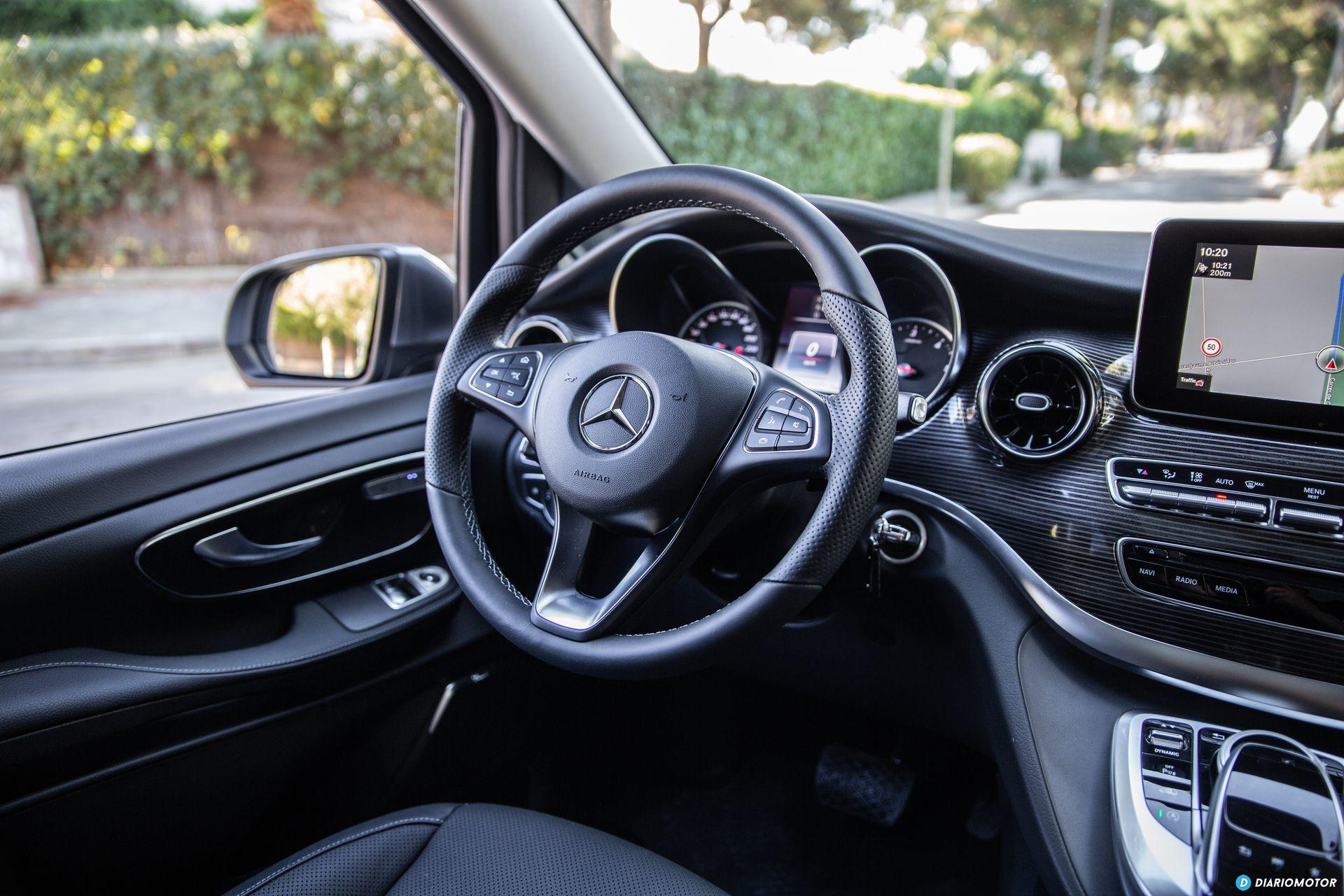 Prueba Mercedes Clase V 2019 25