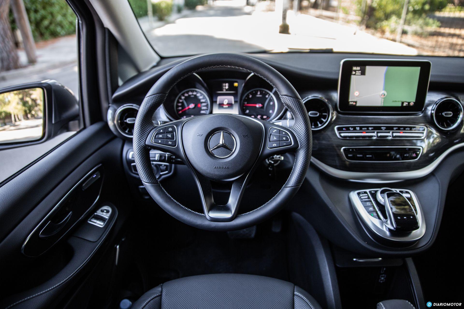 Prueba Mercedes Clase V 2019 28