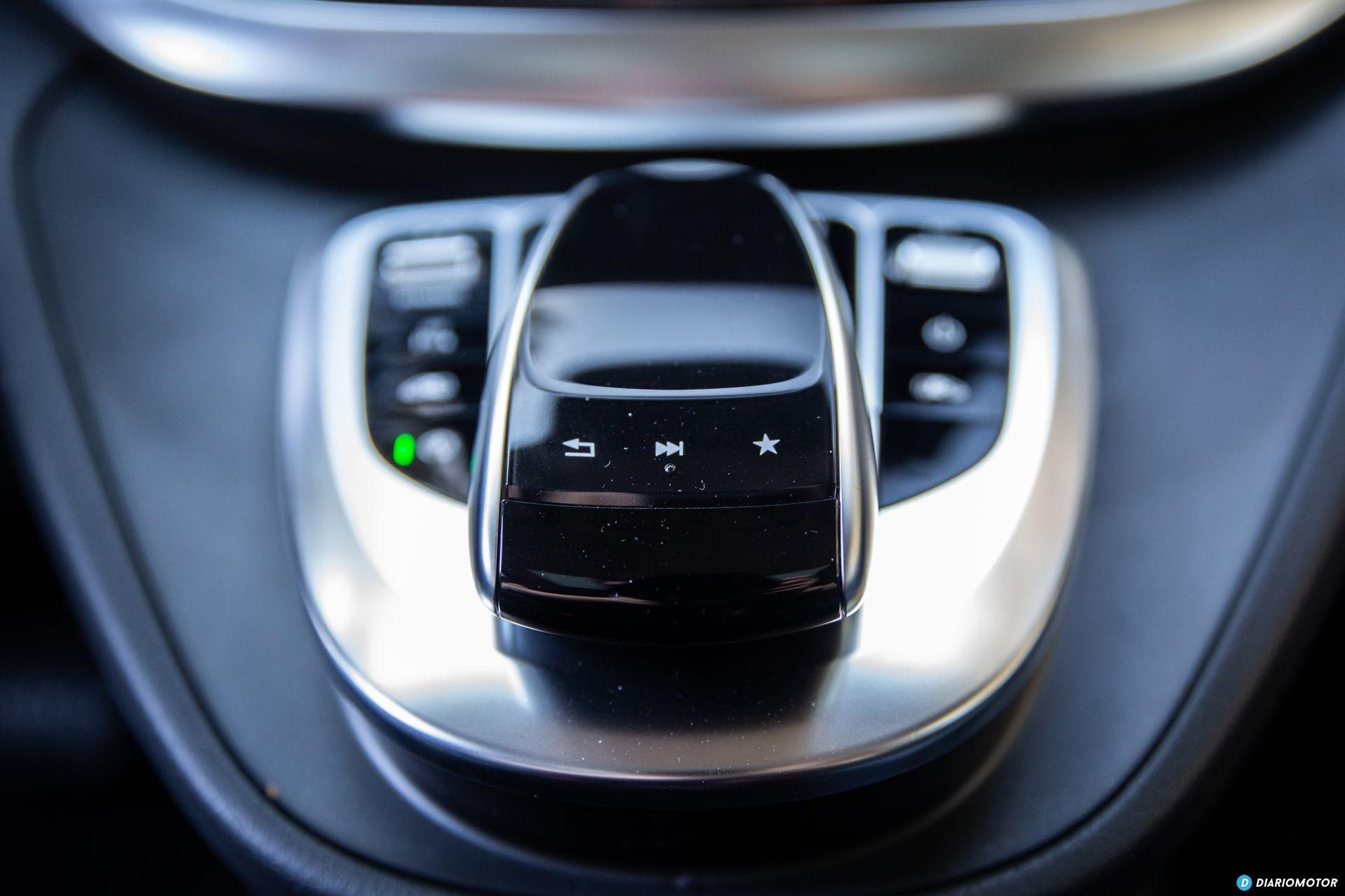 Prueba Mercedes Clase V 2019 29