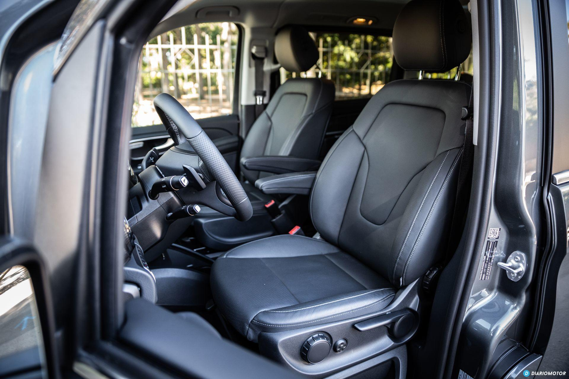 Prueba Mercedes Clase V 2019 34
