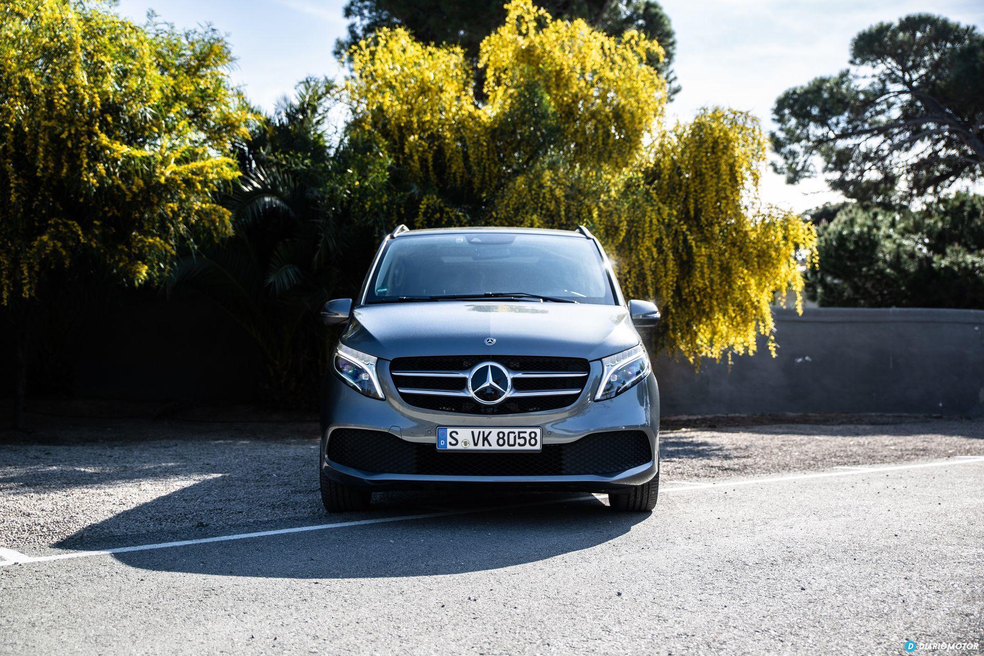 Prueba Mercedes Clase V 2019 39