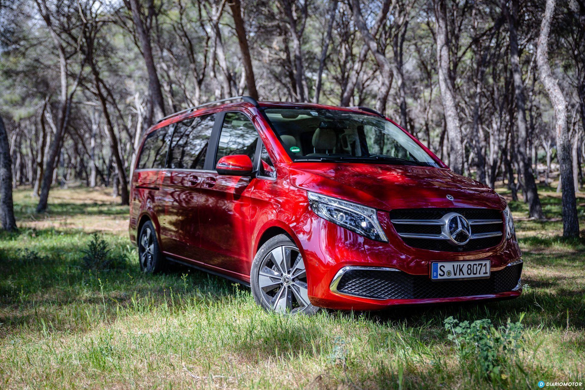 Prueba Mercedes Clase V 2019 4