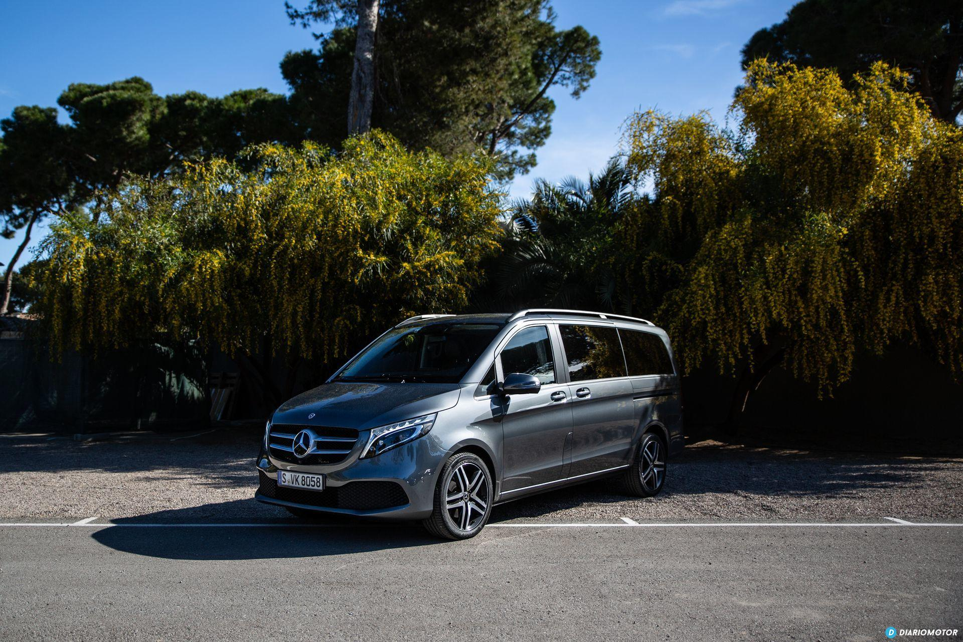 Prueba Mercedes Clase V 2019 41