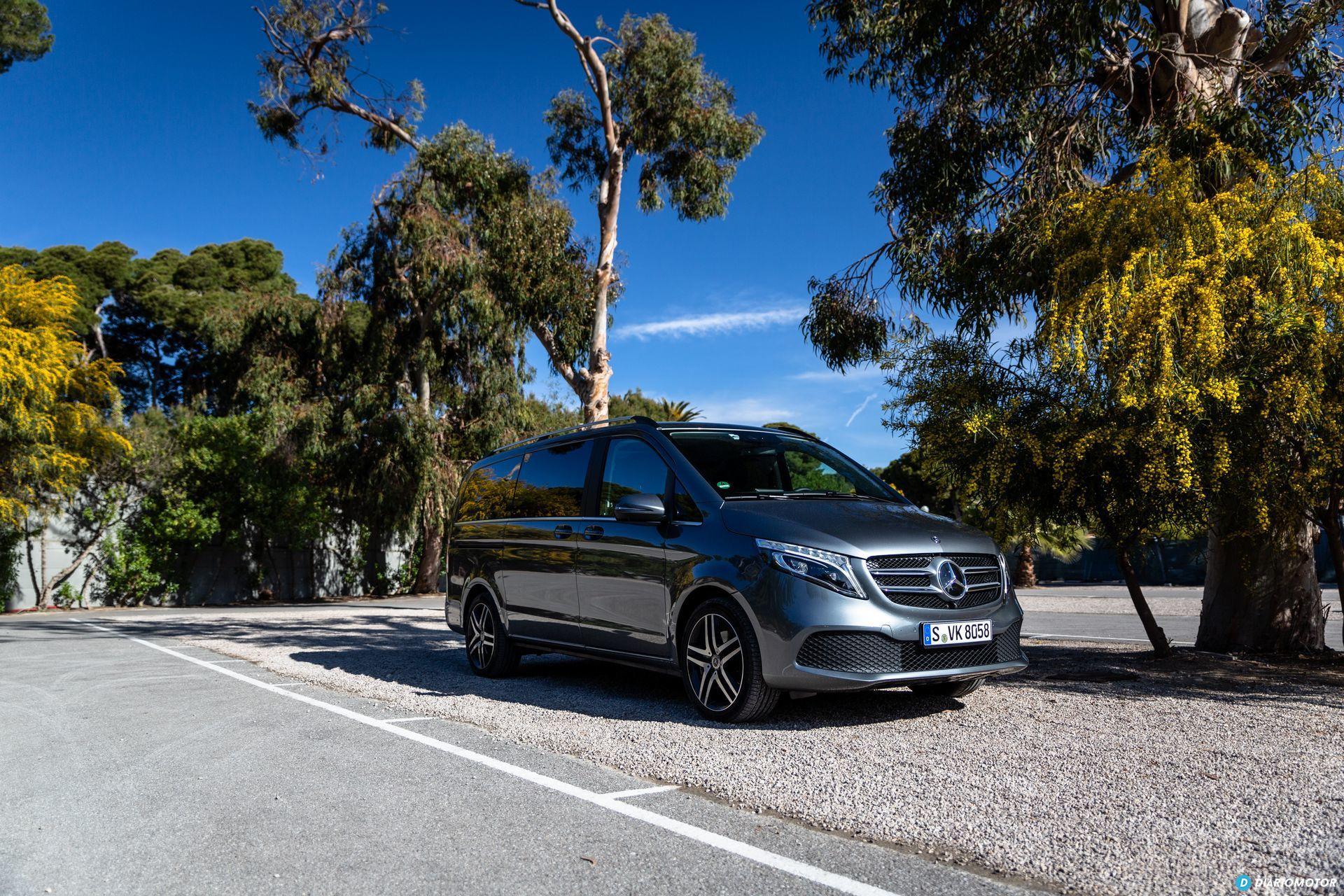 Prueba Mercedes Clase V 2019 43
