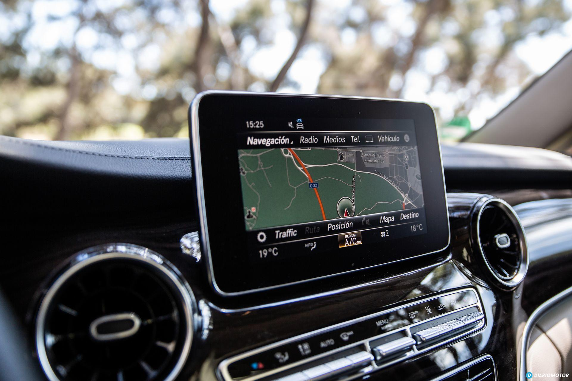 Prueba Mercedes Clase V 2019 9
