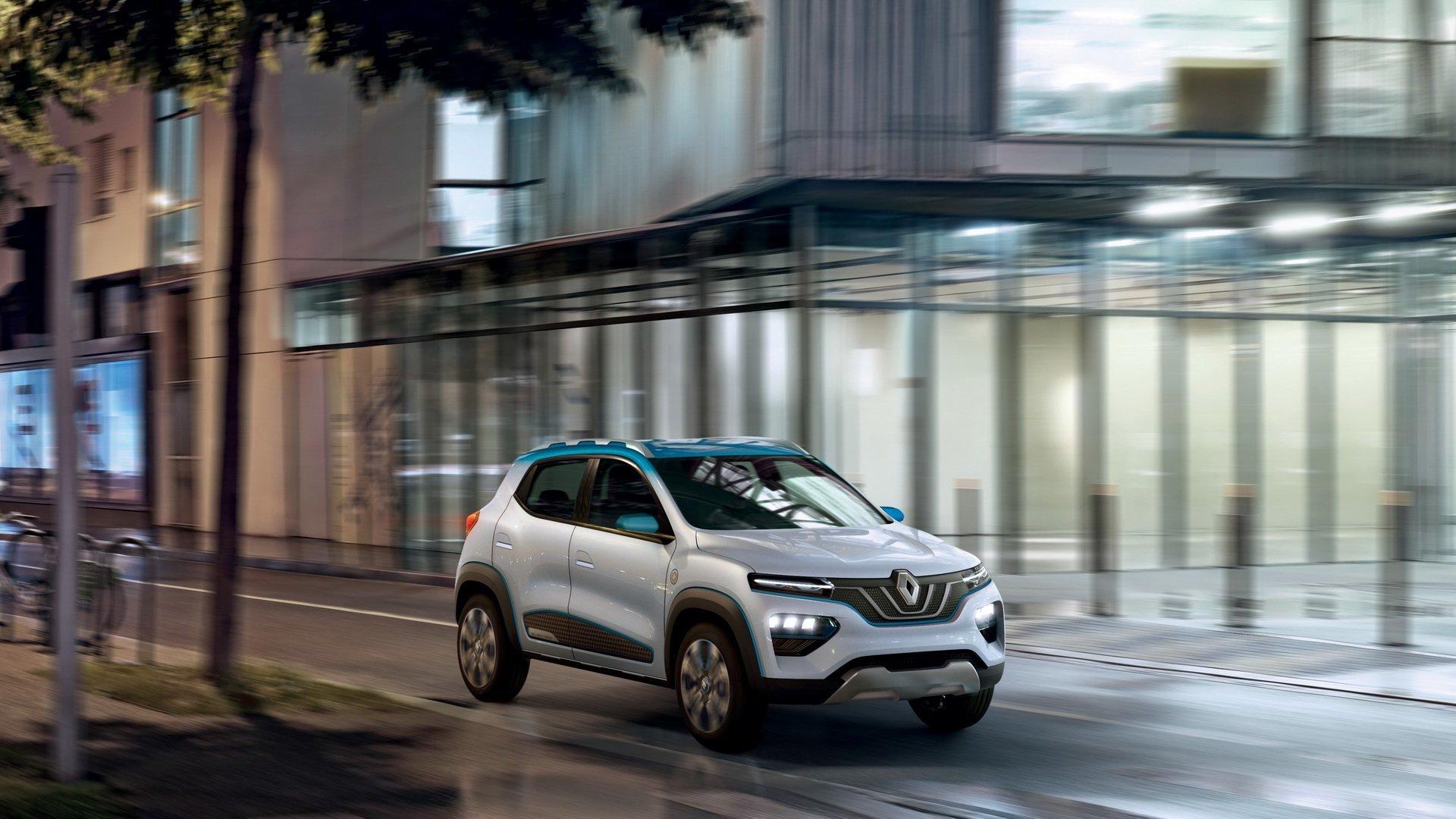 Renault K Ze Suv Electrico 1