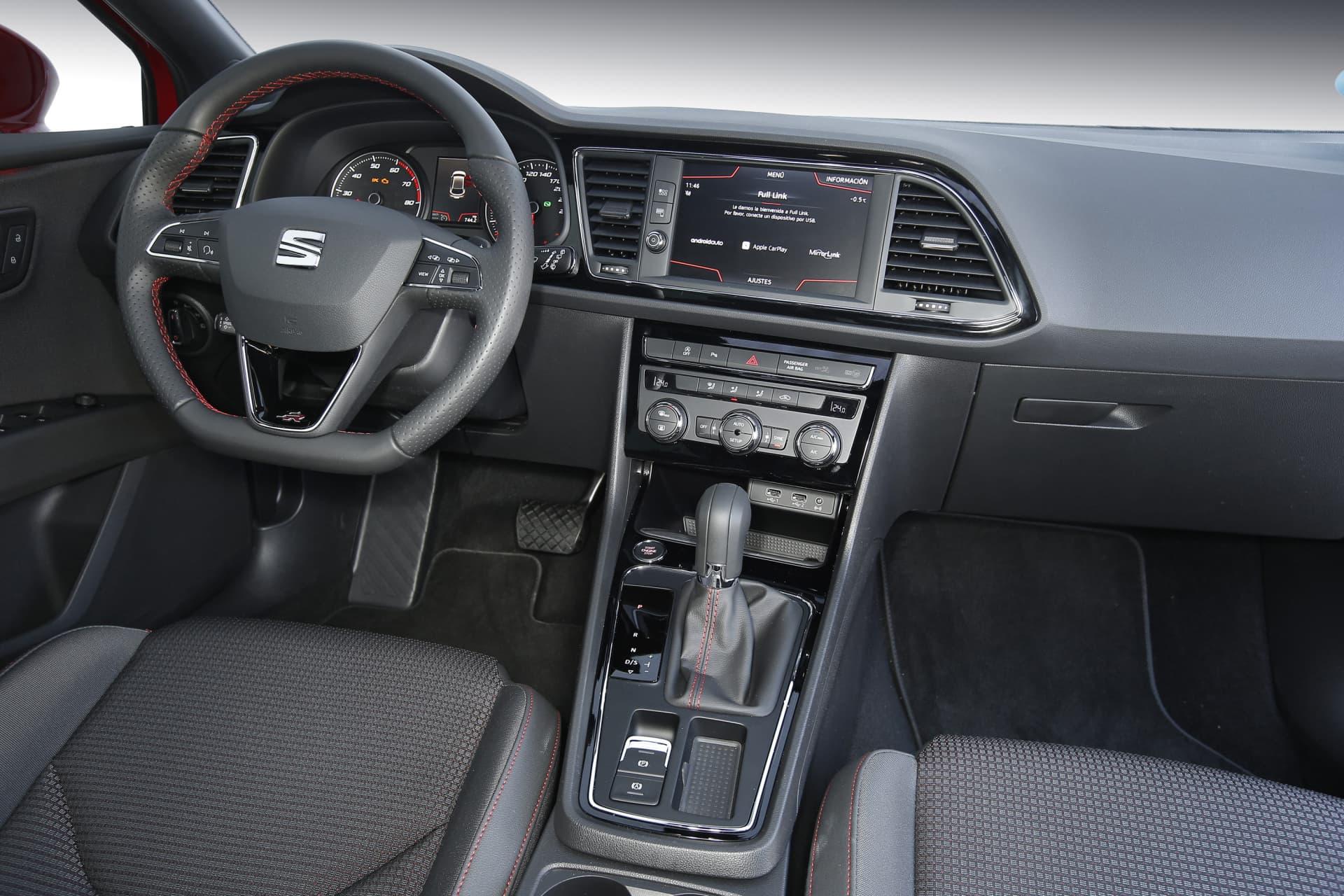 Seat Leon Tgi 5p 011