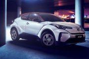 Toyota C Hr Ev 2019 4 thumbnail