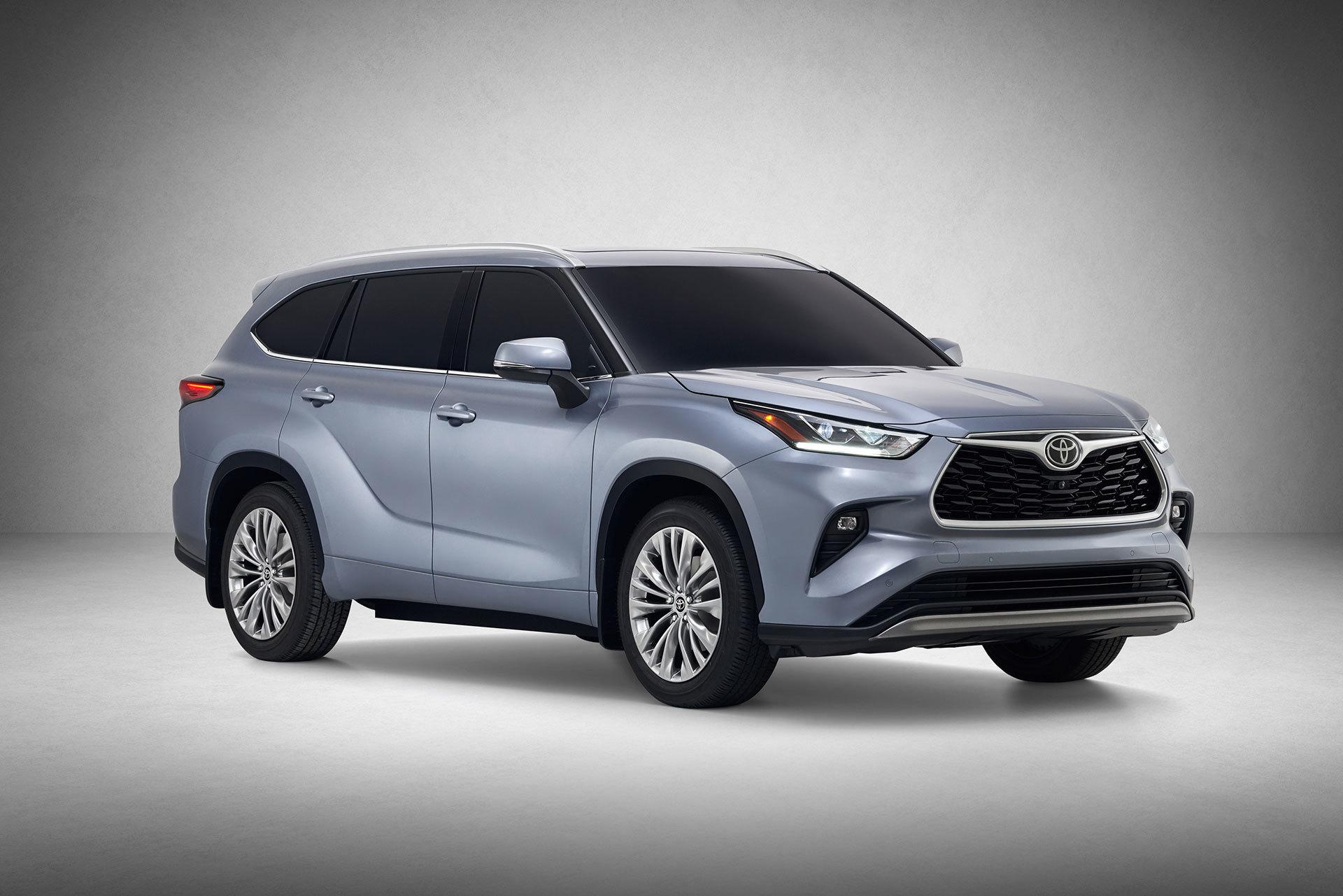 Toyota Highlander 2019 01