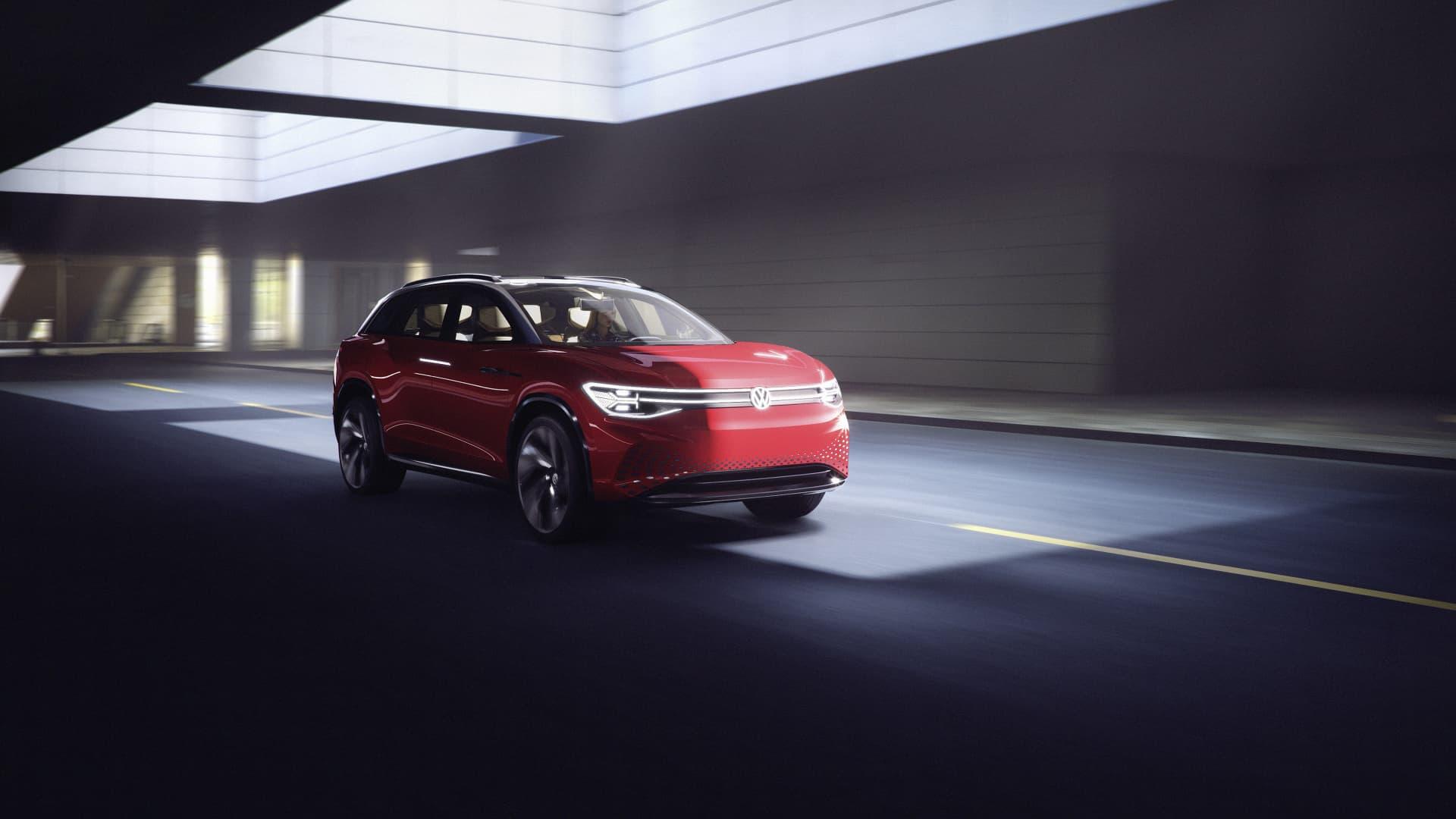 Volkswagen ID Roomzz Concept (2019) 20