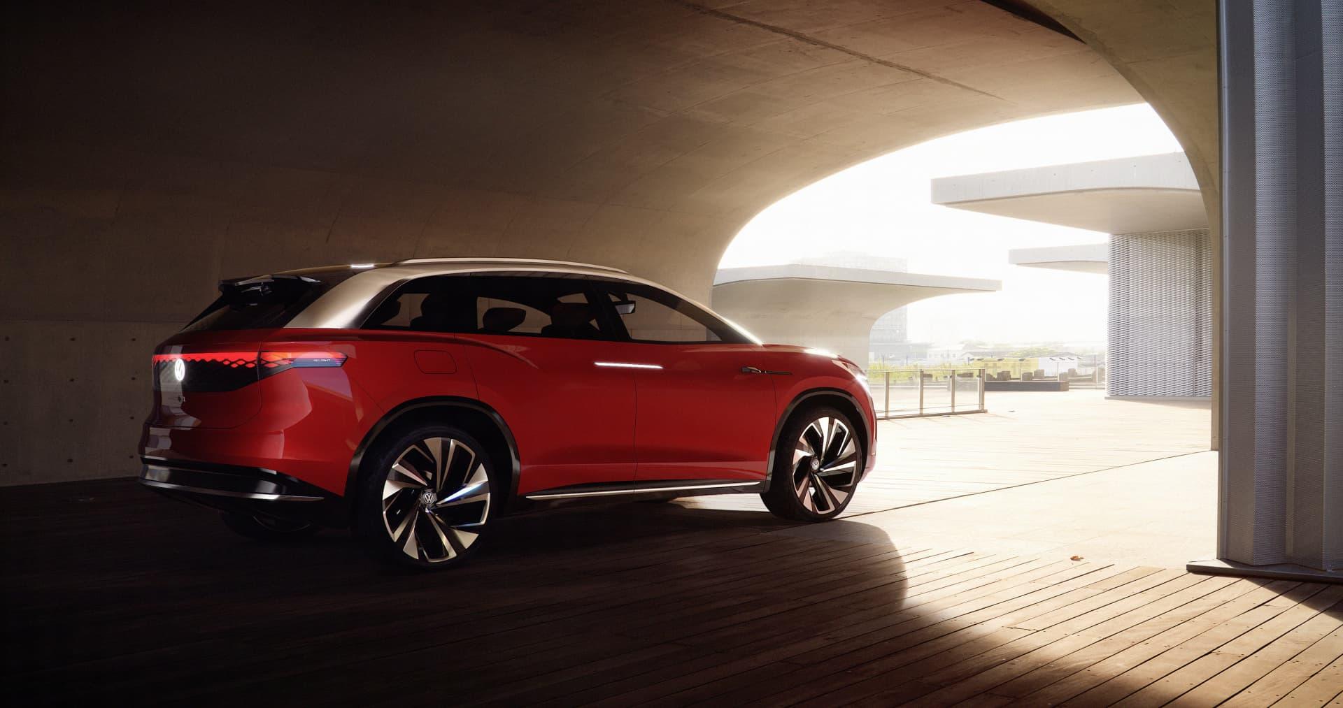 Volkswagen ID Roomzz Concept (2019) 30