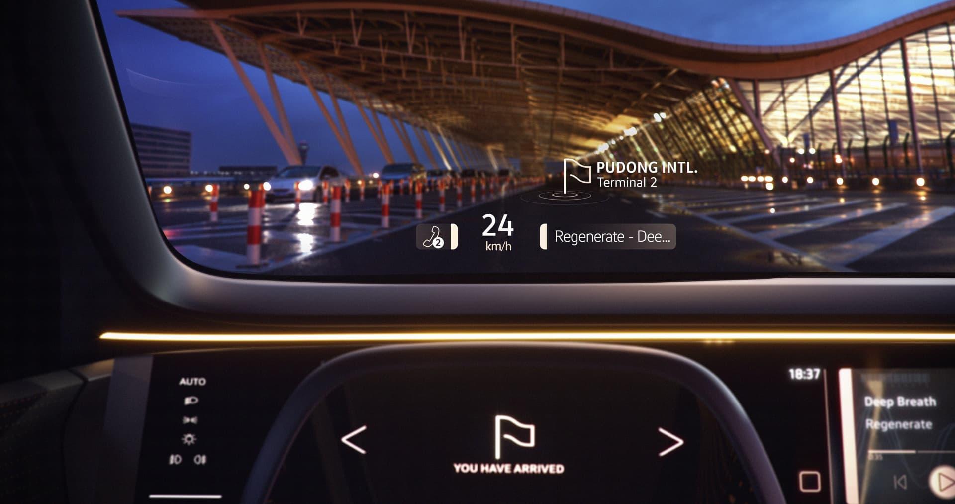 Volkswagen ID Roomzz Concept (2019) 31