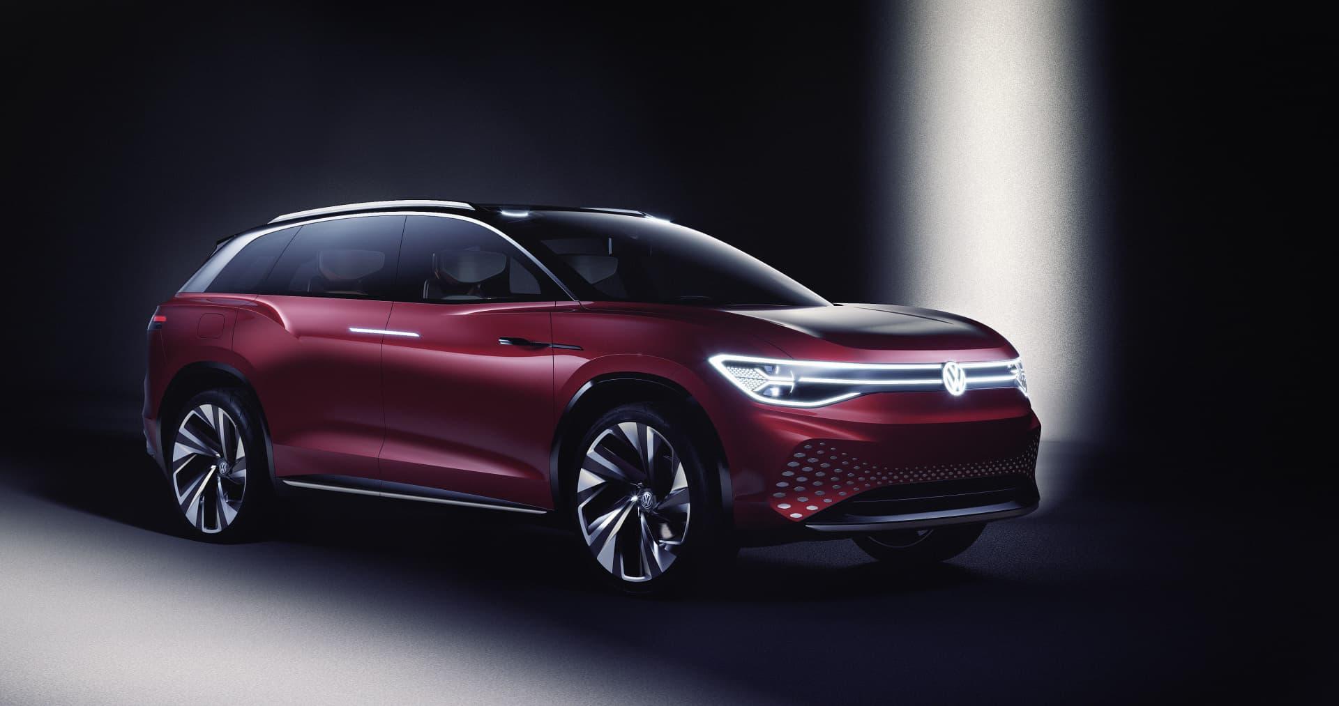 Volkswagen ID Roomzz Concept (2019) 32