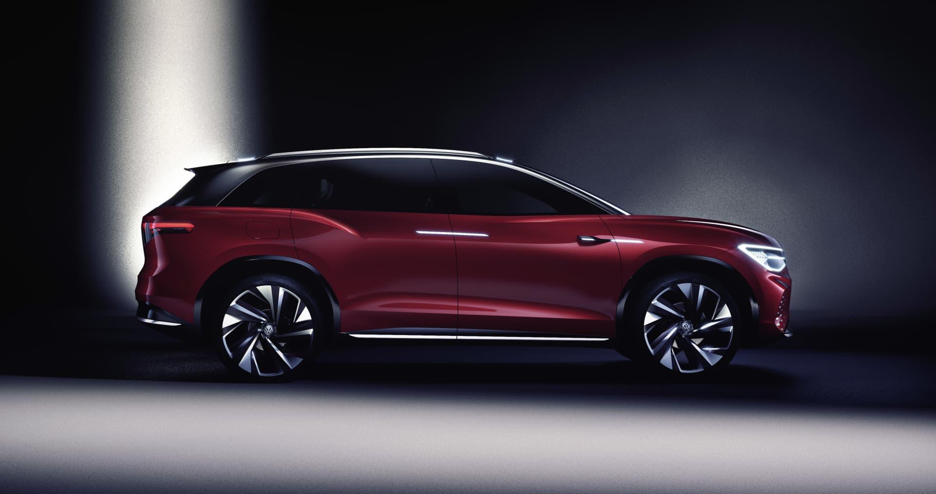 Volkswagen ID Roomzz Concept (2019) 33