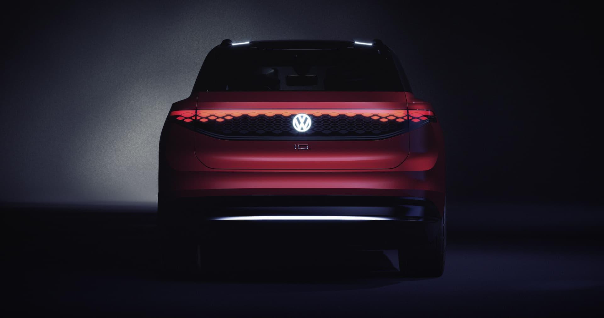 Volkswagen ID Roomzz Concept (2019) 22