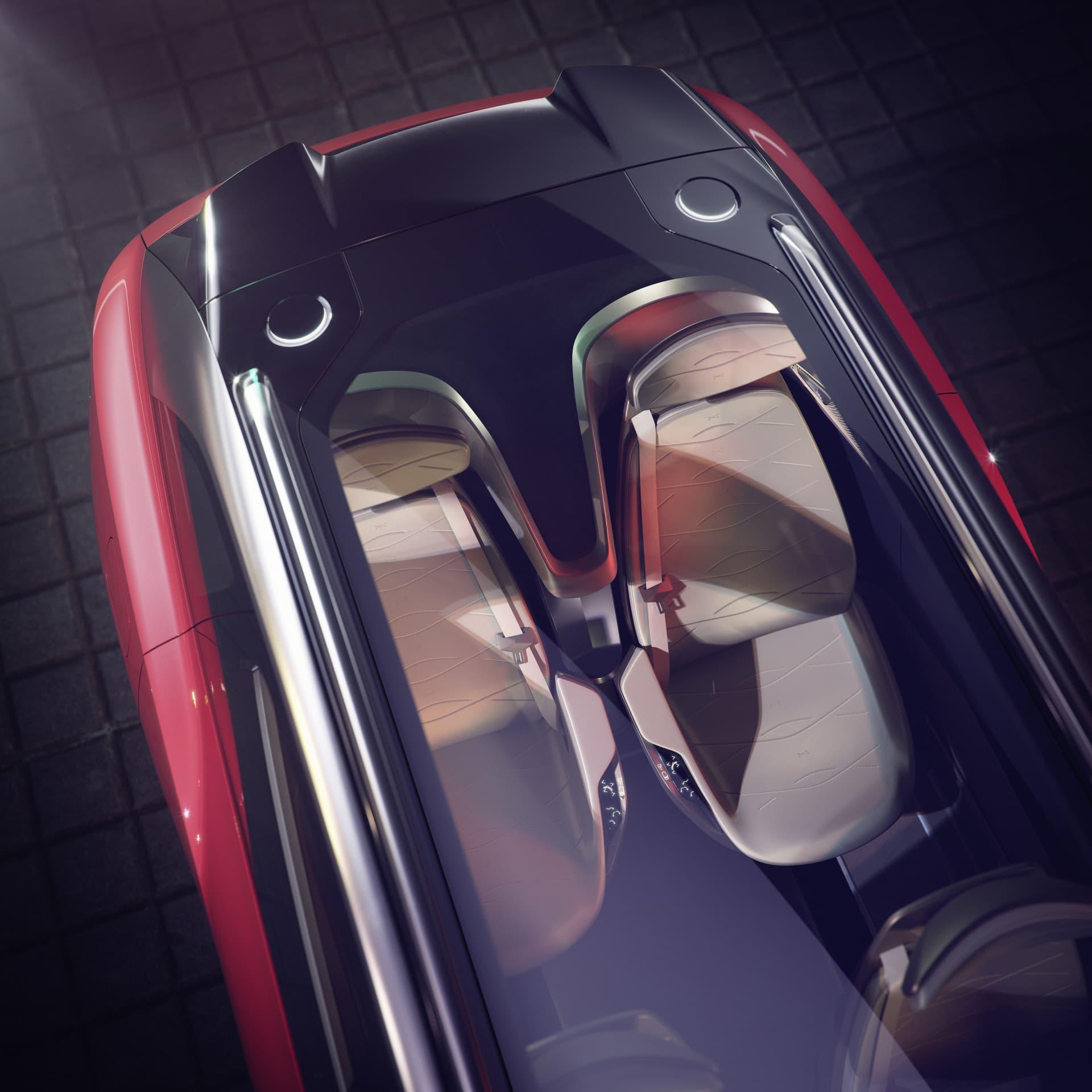Volkswagen ID Roomzz Concept (2019) 25