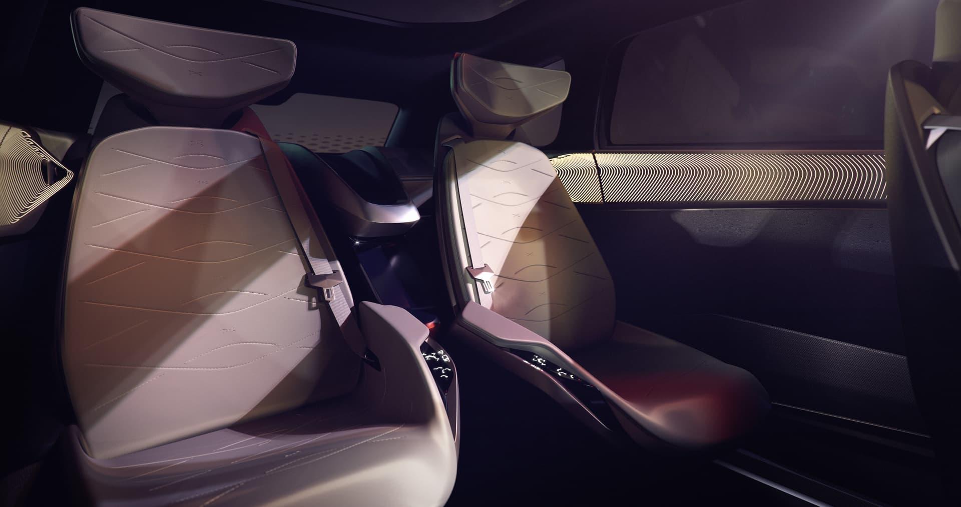 Volkswagen ID Roomzz Concept (2019) 27