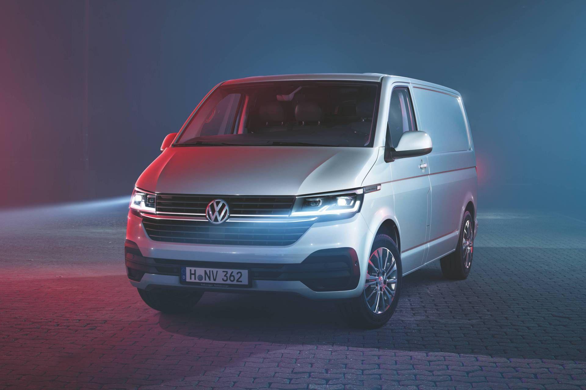 Volkswagen Transporter 2019 1