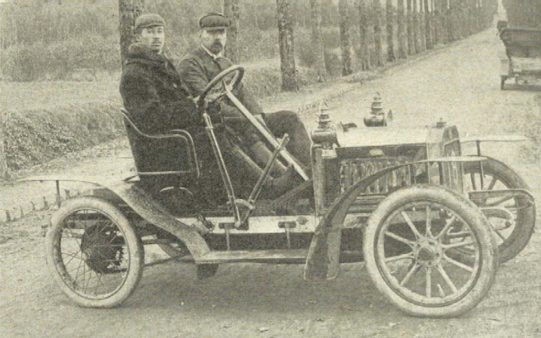 Jules goux 1906