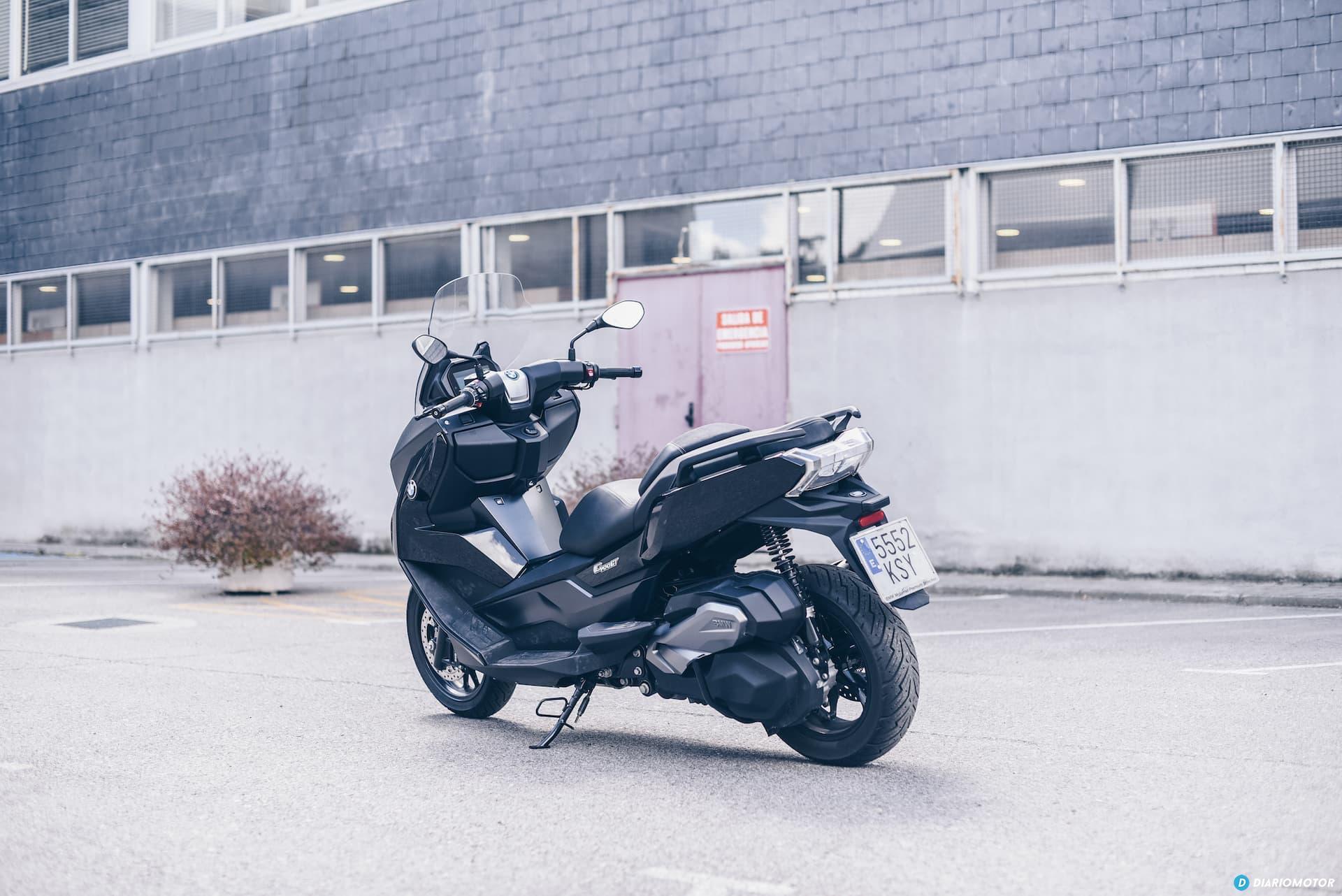 Bmw C 400 Gt Prrueba Scooter 11