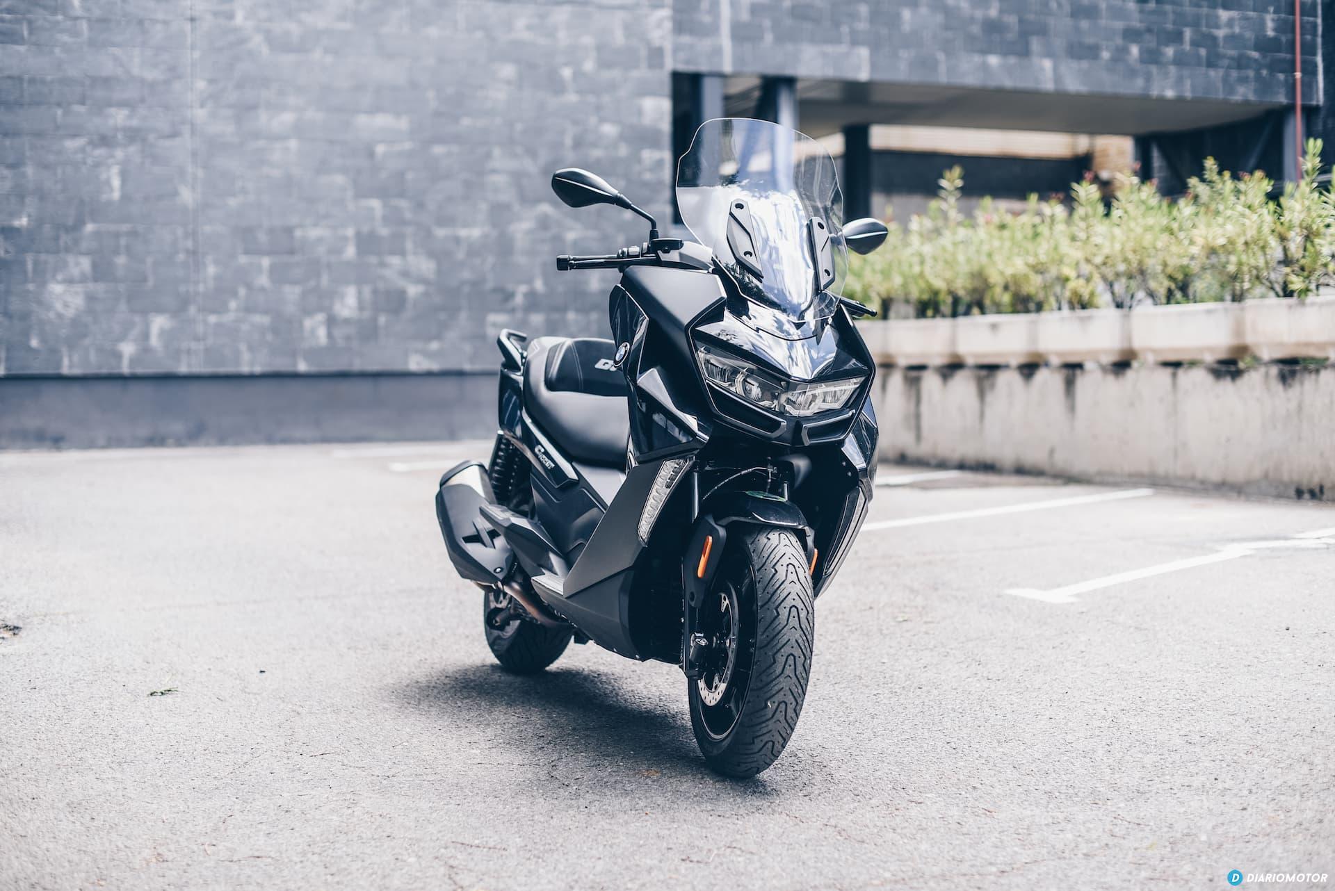 Bmw C 400 Gt Prrueba Scooter 18