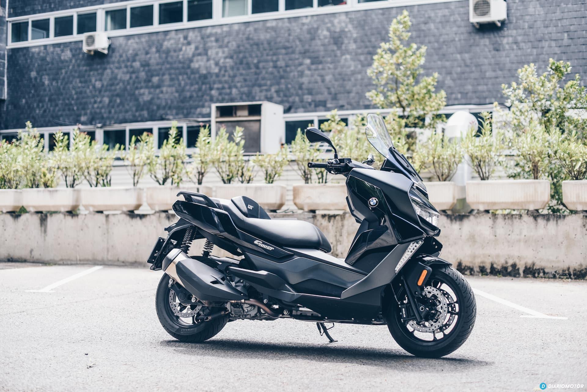 Bmw C 400 Gt Prrueba Scooter 19